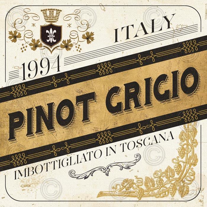 Wine Labels IV