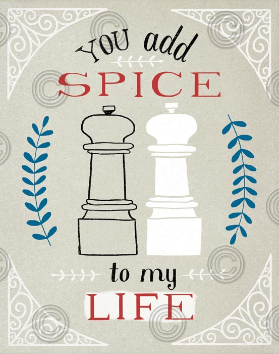 Spice to Life