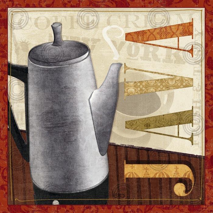 Coffee Pot I