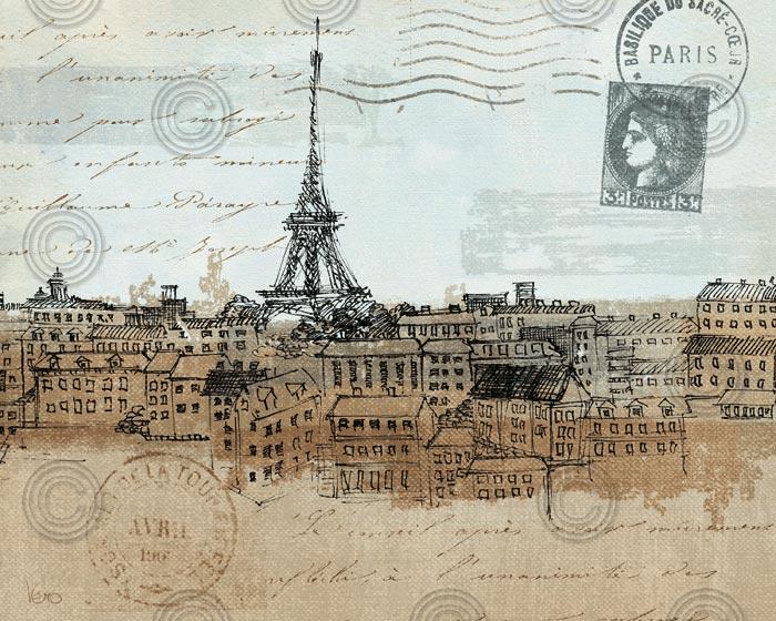 Cities I – Paris
