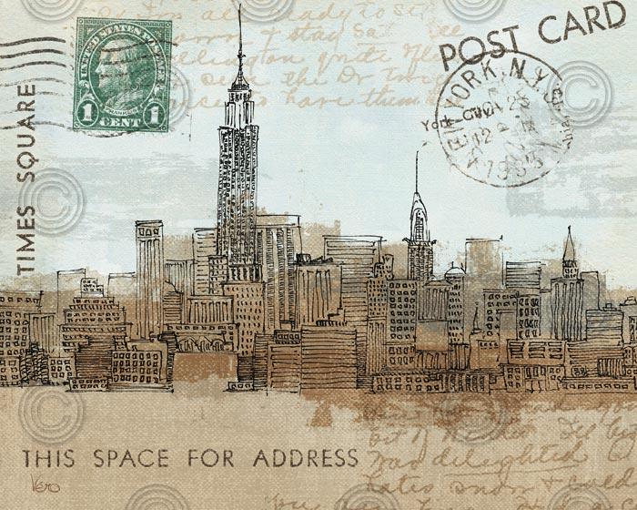 Cities III – New York