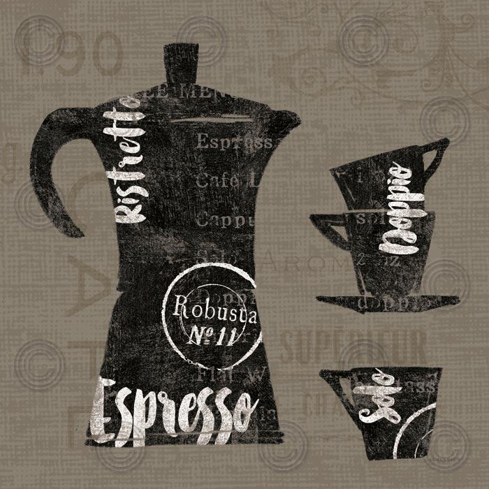 Linen Coffee I