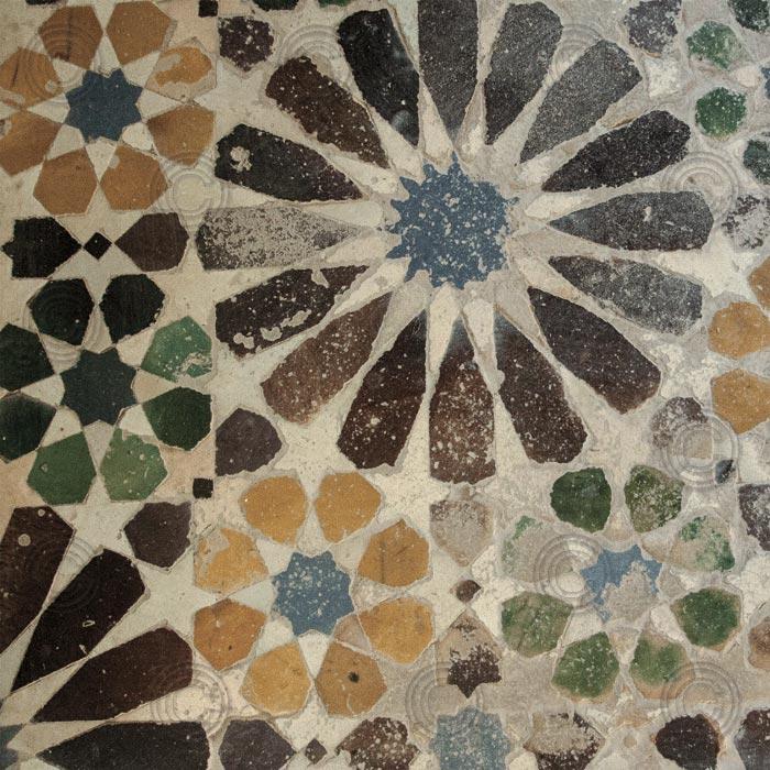 Alhambra Tile III