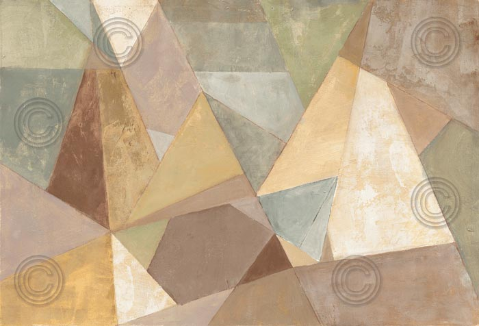Geometric Abstract Neutral