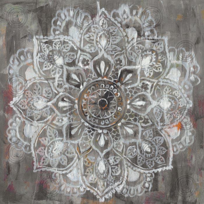 Mandala in Neutral II