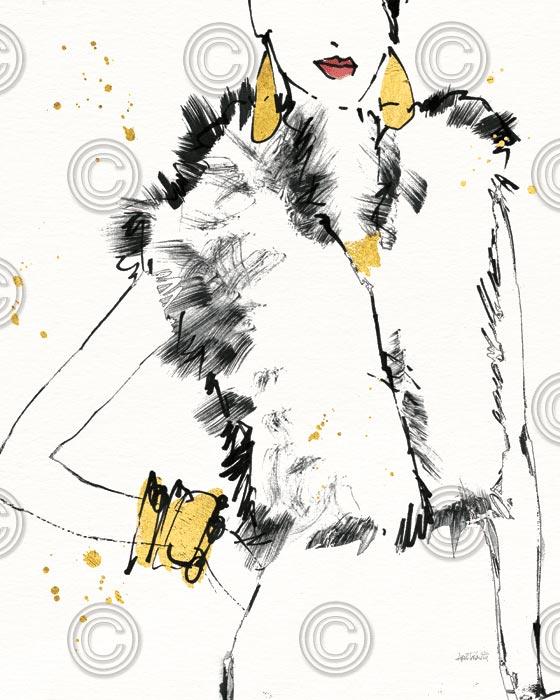 Fashion Strokes IV