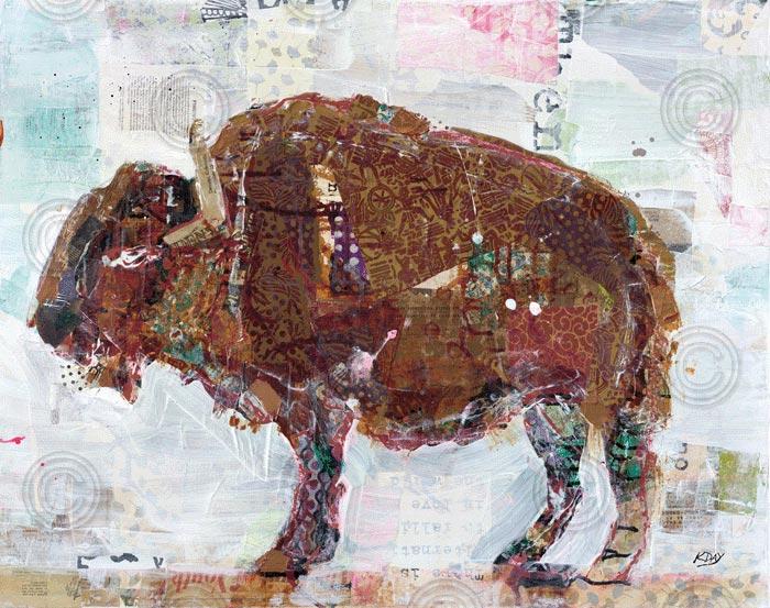 El Buffalo Brown Crop