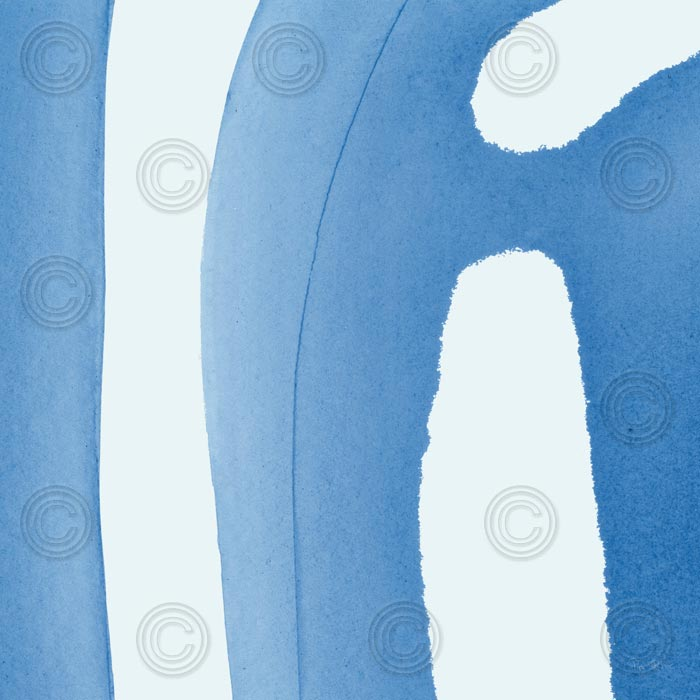 Batik Blue IV