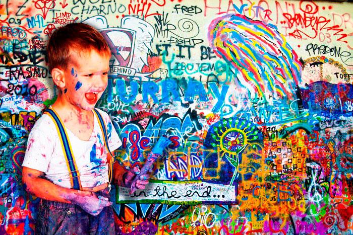 Niño Artista II