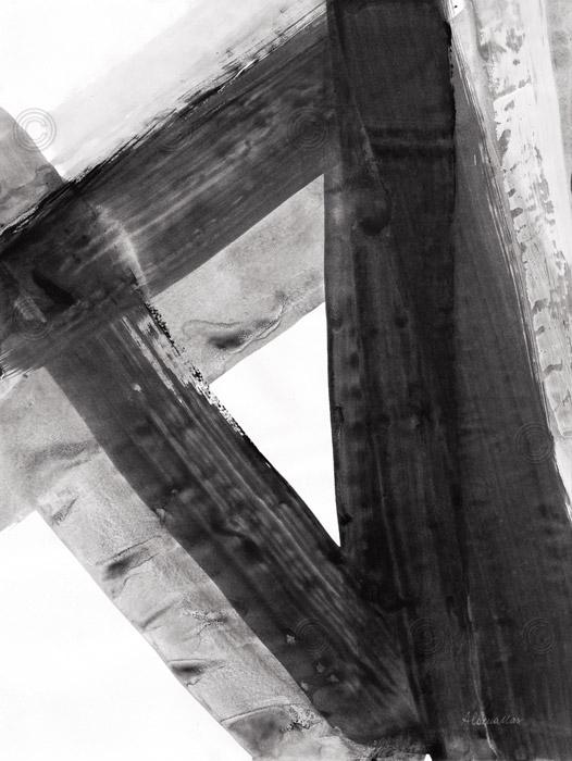 Bajo puente oscuro IV